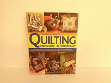 2010 Hermes The Ultimate Book of Quilting, Cross-Stitch, and Needlecraft Book