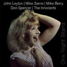 John Leyton - One Night Stand [New CD]