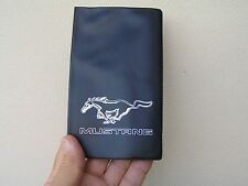 MUSTANG PONY DOCUMENTS HOLDER *NEW* Pouch Case Folder Wallet