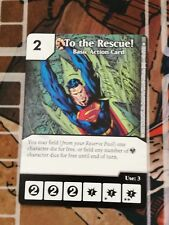 DC DICE MASTERS World's Finest BAC - 031 To the Rescue!