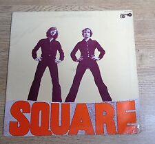 "LP 33 tours SQUARE ""Introduction-Hold on- Song for you..."" pop début 70's EXC"