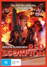 Red Scorpion * NEW DVD * (Region 4 Australia)