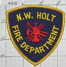 MISSOURI, NORTH WEST HOLT FIRE DEPT PATCH