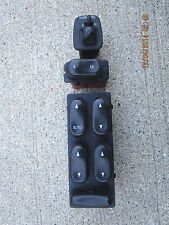 01 - 02 FORD F150 XLT KIN RANCH CREW CAB 4D 5.4L V8 MASTER POWER WINDOW SWITCH