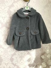 Latest Collection Of Next Baby Girls Coat Apple Green Pink Lining Vgc 12-18 Months Outerwear Clothing, Shoes & Accessories