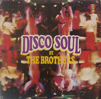 THE BROTHERS - Disco Soul ~ VINYL LP