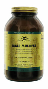 Male Multiple Solgar 180 Tabs