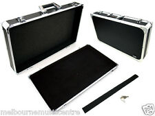 GUITAR EFFECTS PEDAL Floorboard Road Case *w/ Double Sided Velcro* NEW!