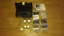 Cigarette burn repair kit -(cig interior flock velour seat)