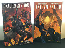 Extermination Graphic Novels Volume 1 & 2 Set