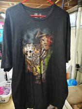 Freddy Vs Jason Cavity Colors Limited Release Tshirt 2Xl Next To New
