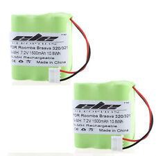 2x Battery for iRobot Braava 320 321 &Mint 4200 4205 Floor Cleaner Robot 4408927