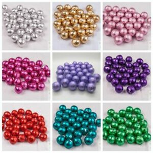Chocolate Balls Assorted Colours Wrapped