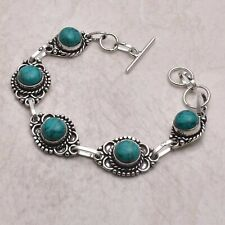 Bracelet 16 Gms Ab 56685 Turquoise Ethnic Gift Jewelry Handmade