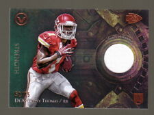 2014 Topps Valor Strength #VP-DT De'Anthony Thomas Rookie Patch #52/75
