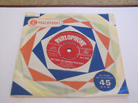 1960 Paul Hanford ' Why Have You Changed Your Mind ' 7 Inch Single