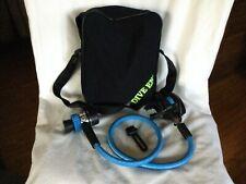 NEW Dive Eng Oxygen Regulator DIN Scuba Diving Blue NIB Made in Italy