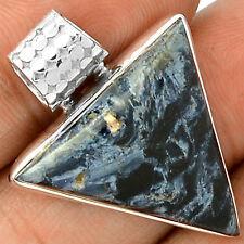 Pietersite 925 Sterling Silver Pendant Jewelry SP213681
