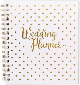 Wedding Planner - UK Bridal Planners Planning Book Journal & Organising Diary