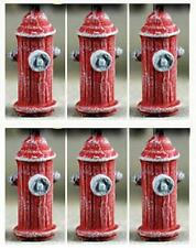 ALOT of FIRE HYDRANTS they come Painted N Scale PACK OF 15