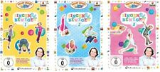 3 DVDs * DETLEV JÖCKER - SINGEN & BEWEGEN - VOLUME 1 + 2 + 3 IM SET # NEU OVP =