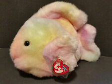 TY Beanie Buddies 2000 Coral the Fish