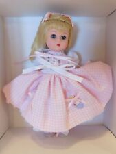 "New! Madame Alexander 8"" Collectible Doll, ""I Can Tie My Shoes"" Item 36185 Nrfb"