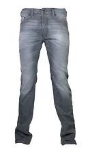 """Diesel calcetines para vaqueros """"Slim"""" safado 0831f gris """"look usado"""" talla 28/32 nuevo"""