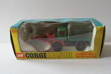Corgi Major 1150 Unimog 406 with Snow Plough
