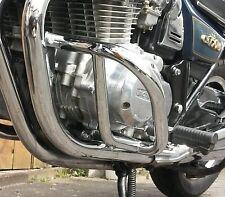 PARAMOTORE Paraurti Protezione del Motore Staffa Honda cb750c CB 750 C CUSTOM rc06
