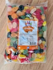 KINGSWAY WINE GUMS SWEETS---3KG Full Retail Bag. Free Delivery