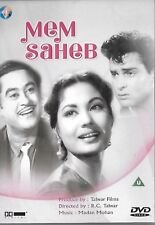 MEM SAHEB (1956) - SHAMMI KAPOOR, MEENA KUMARI - NEW BOLLYWOOD DVD -ENGLISH SUBS