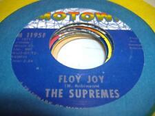 Soul 45 THE SUPREMES  Floy Joy on Motown