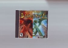 DAEMONICA - 2005 MURDER MYSTERY RPG ADVENTURE PC GAME - ORIGINAL JC EDITION - DW