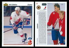 1991-92 UPPER DECK EURO-STARS NHL HOCKEY FRENCH CARD SEE LIST