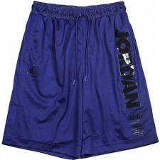 6ffe2d0a893 Nike Air Jordan Legacy Retro 11 Concord Mesh Shorts SZ XL Purple OG  BQ0199-494