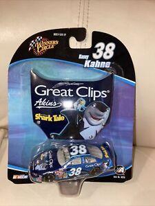2004 #38 Kasey Kahne Shark Tale Great Clips 1/64 Winner's Circle NASCAR Diecast