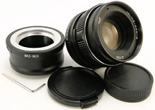 KMZ HELIOS 44m-4 Russian Lens E-Mount Sony A NEX-5 6 7 7S R7 II a5000 a6000 44-2