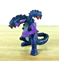McDonalds Sega Bakugan Two Headed Dragon Spin Happy Meal Promotional Toy 2009