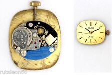 DUWARD original quartz watch movement   PUW 500    UNTESTED   (3651)