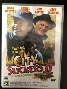 City Slickers II - The Legend Of Curly's Gold DVD, 2005 Region 4