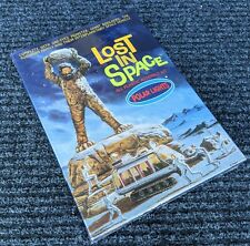 Lost In Space Interplanetary Vehicle & One Eyed Monster Model Kit 1998 Mib