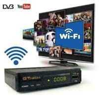 DVB-S2 HD Smart Digitaler Satellitenempfänger FTA HD T Decode TV W8G6 1080P T3W0
