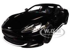 2017 ASTON MARTIN VANQUISH S ONYX BLACK 1/18 MODEL CAR BY AUTOART 70271