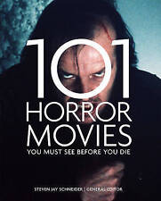 101 Horror Movies You Must See Before You Die by Apple Press Paperback, 2016