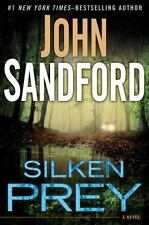 HARDCOVER SILKEN PREY BY JOHN SANFORD