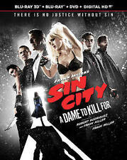Frank Millers Sin City: A Dame to Kill For - (Blu-ray) - Includes Bonus Features
