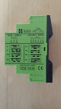 NEW TELE 340-5391,OCTO OM3. MULTI FUNCTION TIMING / TIMER RELAY 12-240V AC/DC