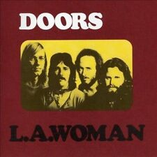 THE DOORS - L.A. WOMAN [BONUS TRACKS] [REMASTER]  CD