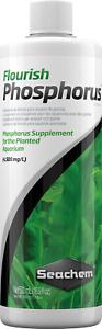 Seachem Flourish PHOSPHORUS 500ml Nutrient Aquarium Plants Fertilizer Phosphate